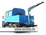 Урал-325512-0010-41 с гидроманипулятором