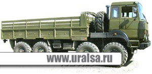 Урал-5323 (борт)