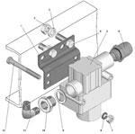 Установка модулятора автомобиля Урал 63685