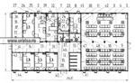 Административный корпус с залом совещаний на 100 посадочных мест из 20 блоков (Трассовик 24 АБК 100)