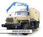 Мастерская передвижная МП-157