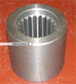 Втулка шлицевая 2Д1-41-017