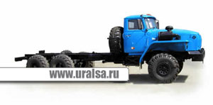 Урал-4320-1922-40