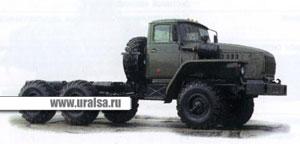 Урал-55571-1221-40