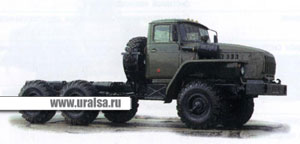Урал-55571-1252-40