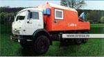 Агрегат для обслуживания подъёмных установок (2 АОП- 3943)