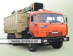 Автомобиль-самосвал (АС-191, АС-224) - металловоз Камаз