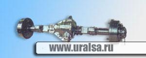Капитальный ремонт ходовой части (мосты, реактивные штанги, рессоры, амортизаторы)