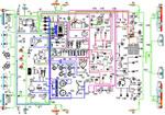 Монтажная схема электрооборудования автомобиля Урал 63685