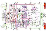 Схема электрооборудования автомобиля Урал 4320-31