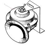Установка электрического сигнала автомобиля Урал 43206-41