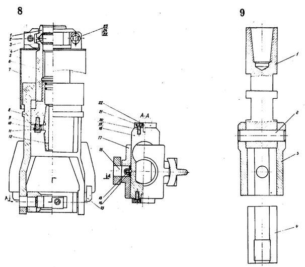 Буровая установка УРБ 2А2